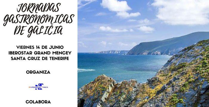 El Hotel Iberostar Grand Mencey acoge las Jornadas Gastronómicas de Galicia