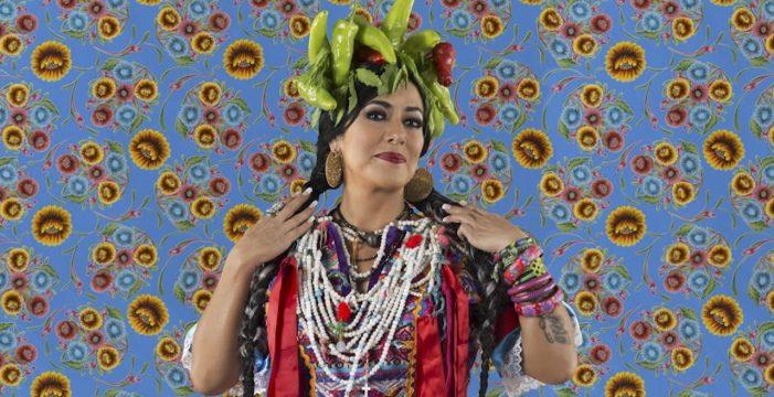 Lila Downs, en concierto en Las Palmas con su último disco, 'Al chile'