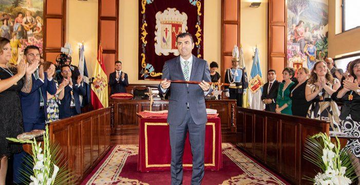 Manuel Domínguez (PP), reelegido alcalde de Los Realejos por tercer mandato