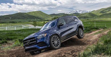 El nuevo Mercedes Benz GLS, un SUV superlativo