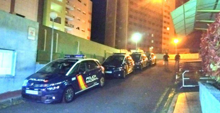 Las patrullas ciudadanas de la Policía Nacional, bajo mínimos