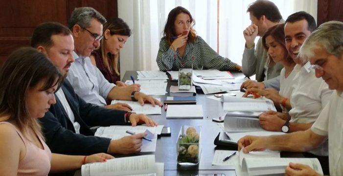 Patricia Hernández y su equipo revisan el Presupuesto para impulsar las primeras medidas