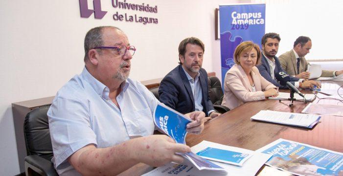 La ULL reforzará su papel internacional  en el II Campus América