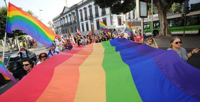 Tenerife y Gran Canaria acogerán su fiesta del Día del Orgullo el 29 de junio