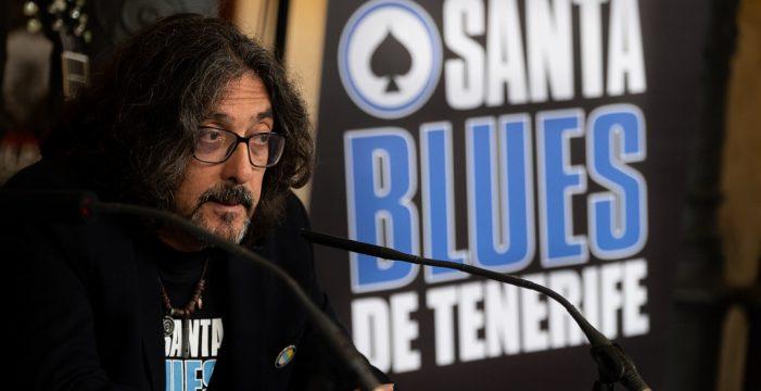 Arranca el Santa Blues de Tenerife con Big Daddy Wilson como cabeza de cartel