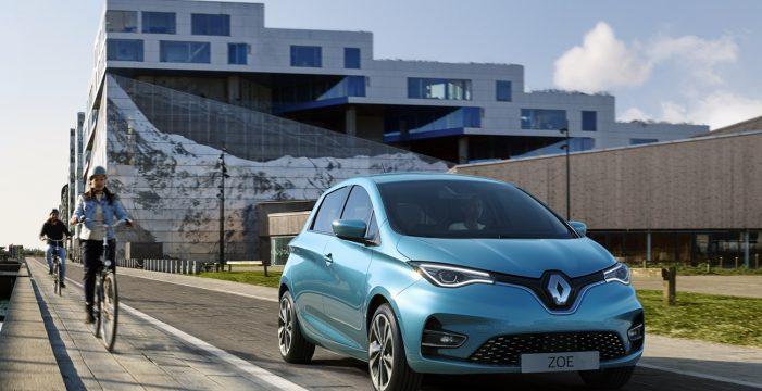 El nuevo Renault ZOE: el placer de circular en 100 % eléctrico cobra una nueva dimensión