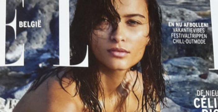 Los encantos de La Palma, en la revista de moda y belleza 'Elle'