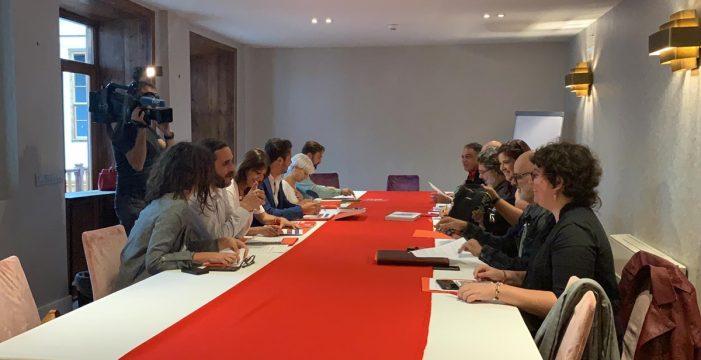 El pacto progresista lagunero cierra el programa del mandato