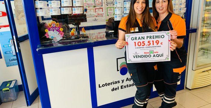 La Chasnera no para de dar premios; ahora otra BonoLoto