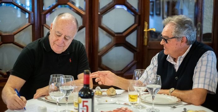 """Carlos Gamonal: """"Claro que la cocina es un arte, por eso siempre está cambiando"""""""