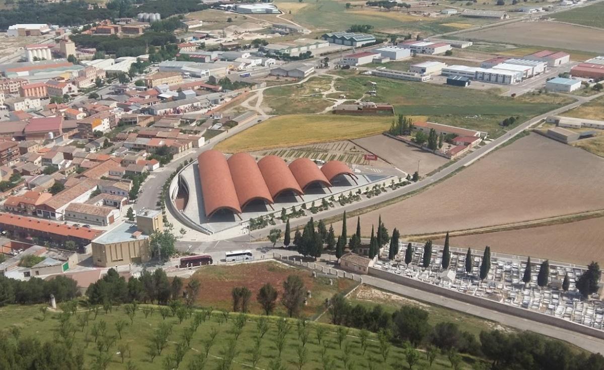 Peñafiel, Valladolid. Google