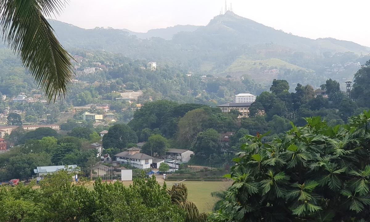 Ciudad de Kandy. Google