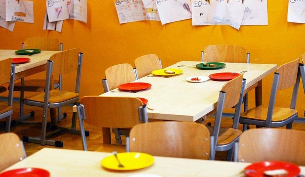 Los talleres llevan aparejados el servicio de comedor escolar. DA
