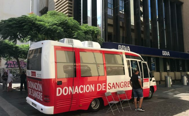 Canarias necesita donaciones de plaquetas