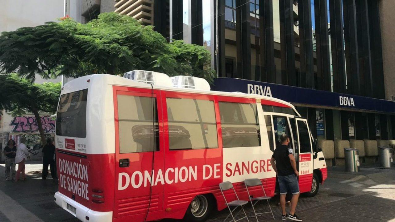 Canarias necesita con urgencia sangre de los grupos A+, A- Y O+