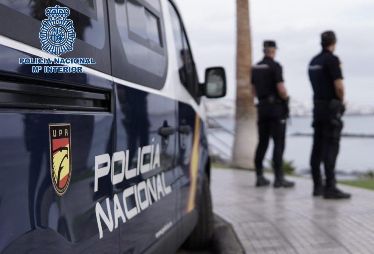 La Policía Nacional practicó la detención del hombre| CNP