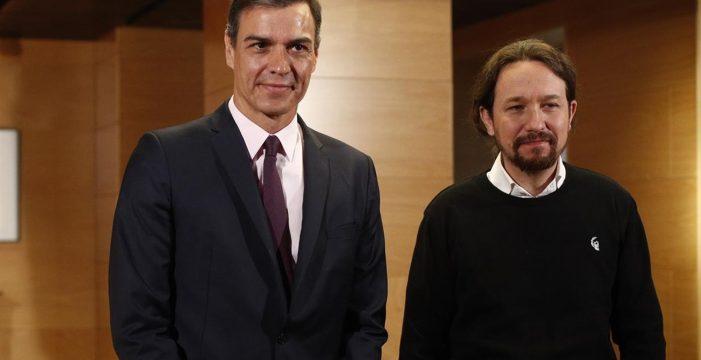"""No habrá gobierno de coalición del PSOE con Unidas Podemos, será de """"cooperación"""""""