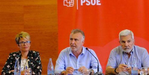 """El PSOE confía en cerrar  el pacto de progreso en """"las próximas horas"""""""