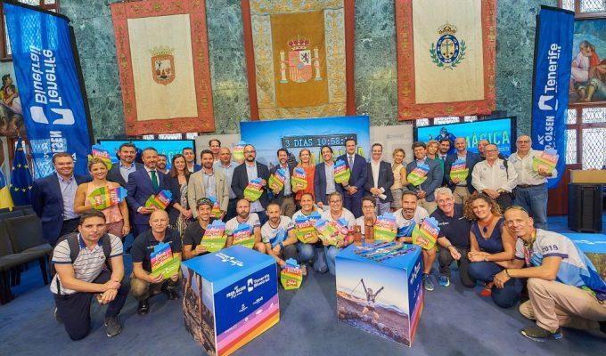 2700 corredores de 43 países se darán cita en la Fred. Olsen Tenerife Bluetrail 2019