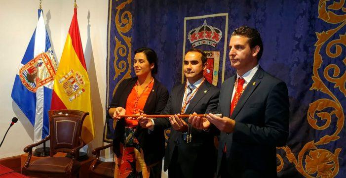 José Daniel Díaz (NC), alcalde de Tacoronte con los apoyos de PSOE y SSP