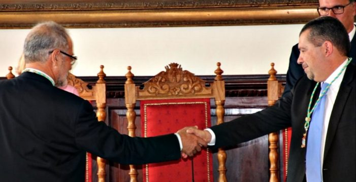 Juanjo Cabrera no pactará hasta que el PP no decida cómo entra en el Cabildo