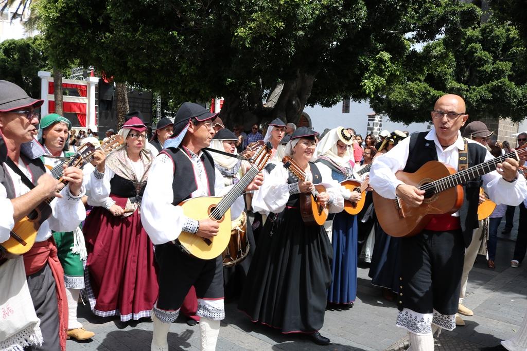 Los Llanos celebrará el 22 de junio su tradicional romería. DA