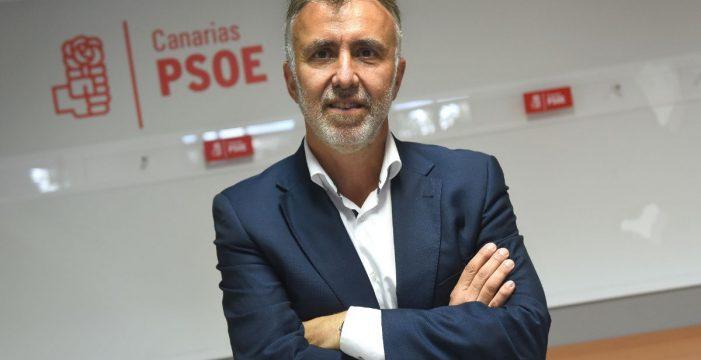 El PSOE ha citado para mañana lunes al resto de los representados en el nuevo Parlamento