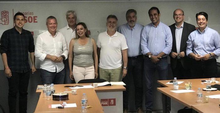 El PSOE constituye la comisión que buscará un acuerdo de gobierno