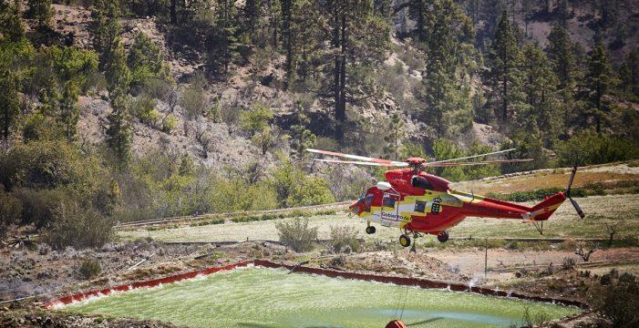 Arranca la campaña contra incendios con 1.357 efectivos, 127 vehículos y 15 aeronaves