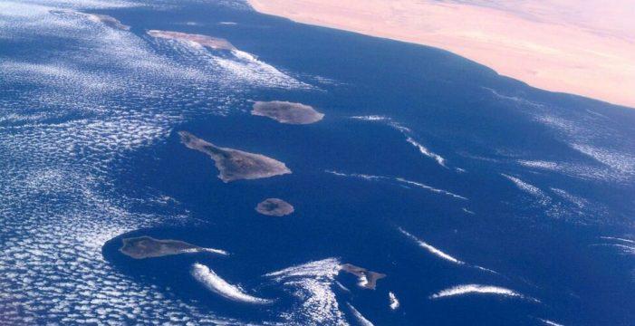 ¿Cuál es el origen de la primera población de Canarias?