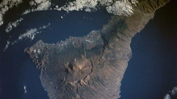 Canarias desde el espacio, una de las mejores vistas del archivo fotográfico de la NASA