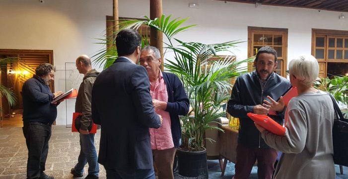 El pacto de progreso en La Laguna se firmará el próximo viernes