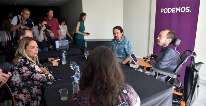 """Podemos tiene """"plena autonomía"""" para pactos de progreso en las Islas"""