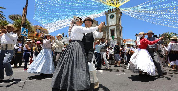 San Antonio cumple 43 romerías en Granadilla