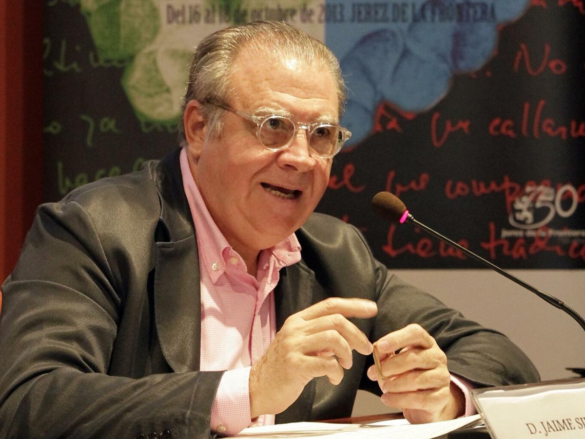 Jaime Siles Ruiz. DA