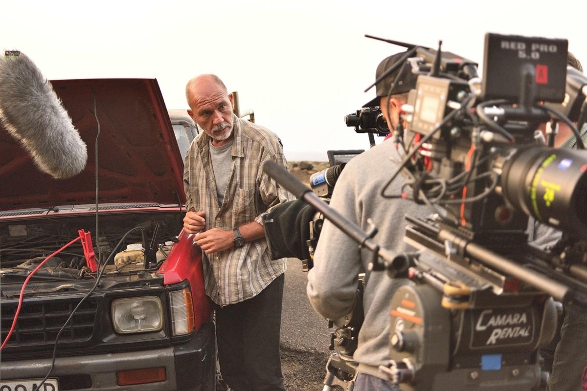 Candela Peña y Darío Grandinetti son los protagonistas de Hierro, antagonistas con muchas cosas en común. Movistar+