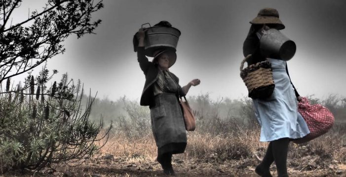 La Mudá, un viaje a la trashumancia en Fasnia