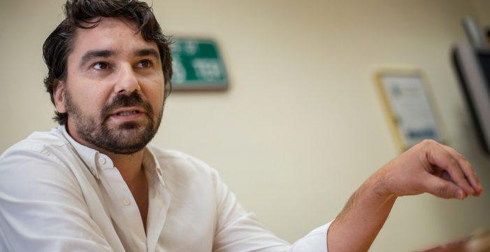 """Manuel Martínez: """"La depuradora del Polígono saldrá, pero falta desbloquear las competencias"""""""