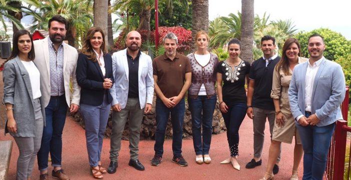 El PSOE y la ACP firman el pacto de progreso para el Puerto de la Cruz