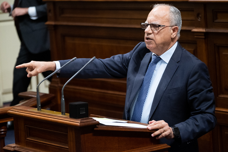 Casimiro Curbelo, líder de la ASG y llave del futuro gobierno regional. DA