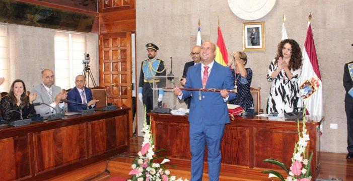 CC y PP reeditan el pacto; Regalado mantiene la Alcaldía de Granadilla