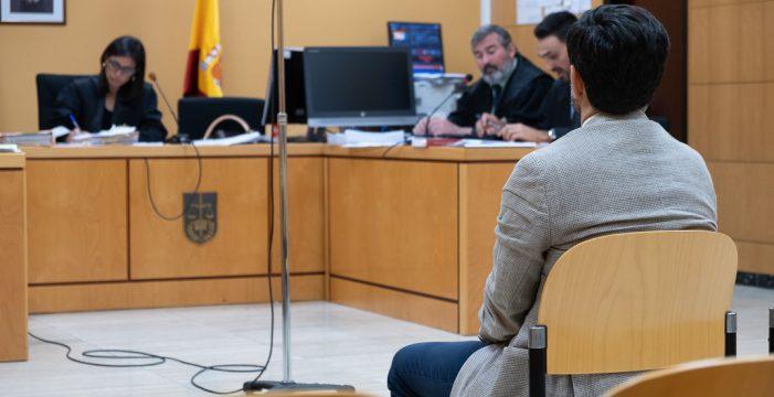 La Fiscalía mantiene la acusación contra Lope Afonso por prevaricación