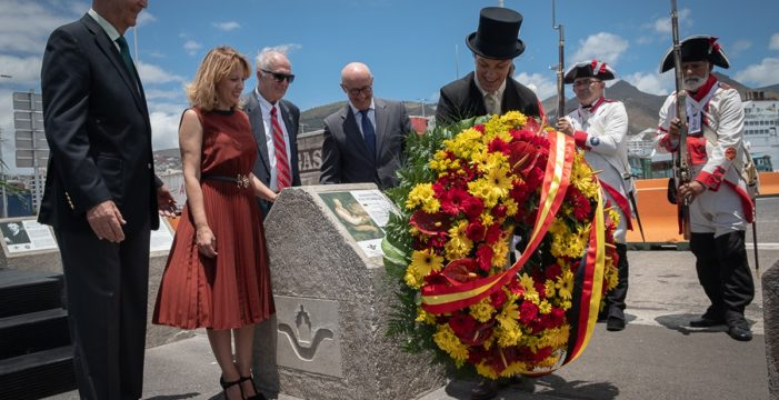 Humboldt regresa a la Isla dos siglos después