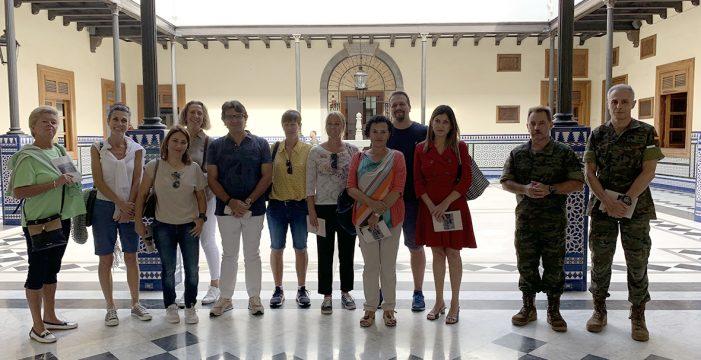 Santa Cruz muestra sus atractivos turísticos a una delegación de turoperadores alemanes