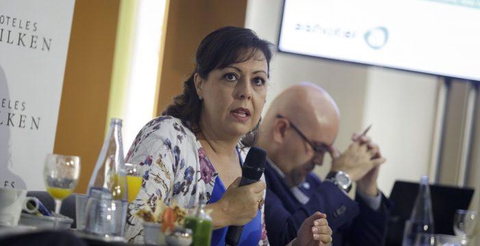 """Victoria López: """"Estamos agotados con las colas del Sur, con las excusas y la inacción"""""""