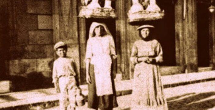 Valle Jiménez, Valle Tabares y Los Campitos homenajean a las lecheras