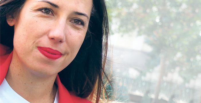 """Patricia Hernández: """"CC no vive esto como un cambio democrático, sino como un desalojo, porque cree que el Ayuntamiento es suyo"""""""