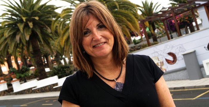 """Patricia Salas, ex gran maestra masona: """"Tenemos planes a medio plazo en Tenerife y en La Palma"""""""