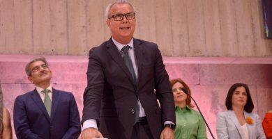 """Franquis: """"Abriré un diálogo serio con Madrid por las carreteras"""""""