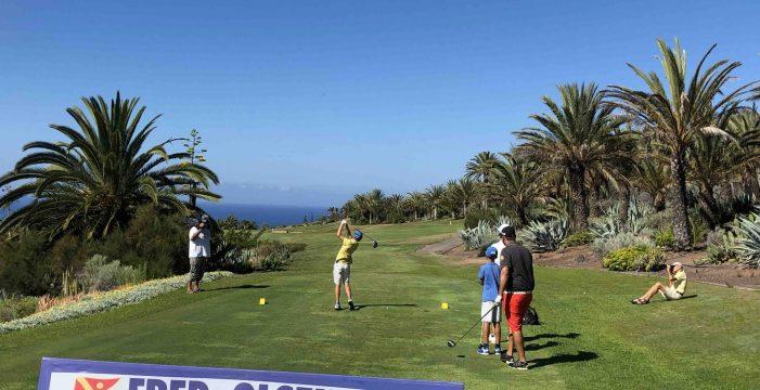 El torneo del Tecina Golf se inicia hoy en inmejorables condiciones